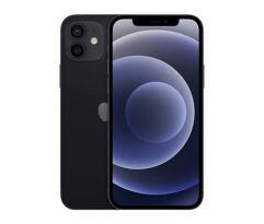 iPhone_12 64GB - Preto