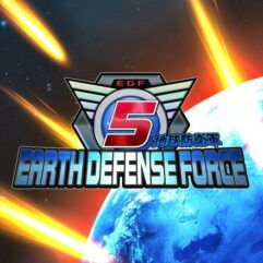 Franquia_Earth Defense Force para PC