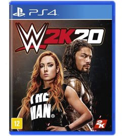 Game_WWE 2k20 - PS4