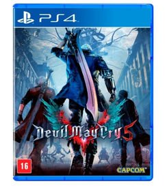 Devil_May Cry 5 - PS4
