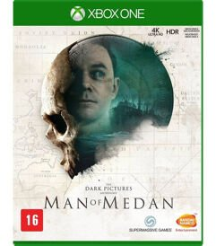 The_Dark Pictures Man Of Medan - Xbox One