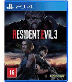 Resident_Evil 3 - PS4