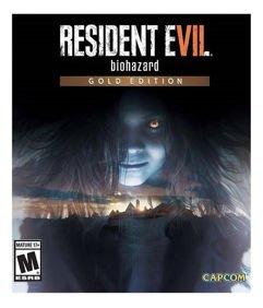 RESIDENT_EVIL 7 biohazard Gold Edition para PC