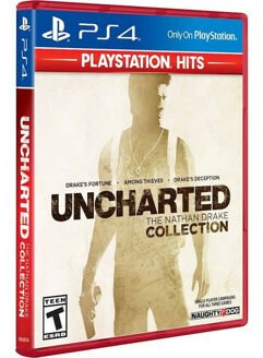 Uncharted:_The Nathan Drake Collection - PS4