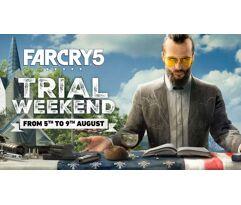 Teste_Far Cry 5 de graça nesse fim de semana!