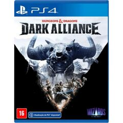 Game_Dungeons and Dragons: Dark Alliance - PS4