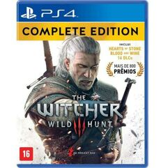 The_Witcher 3: Wild Hunt Complete Edition - PS4