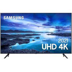 "Smart_TV Samsung 70"" Ultra HD 4K Crystal HDR10+ Sem Limites Alexa"