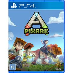 Pixark_-_PS4_-_Snail
