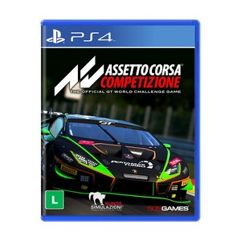 Assetto_Corsa Competizione - PS4