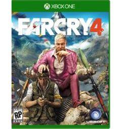 Far_Cry 4 - Xbox One