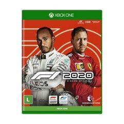 F1_2020 - Xbox One