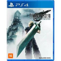 Jogo_Final Fantasy VII Remake - PS4
