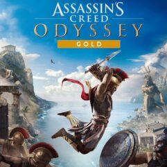 Assassin's_Creed Odyssey EDIÇÃO GOLD - PC