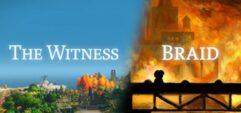 Bundle_The_Witness_+_Braid_PC_Steam