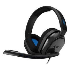 Headset_Astro Gaming A10 - Preto/Azul