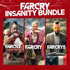 Pacote_Far Cry Insanity - PS4