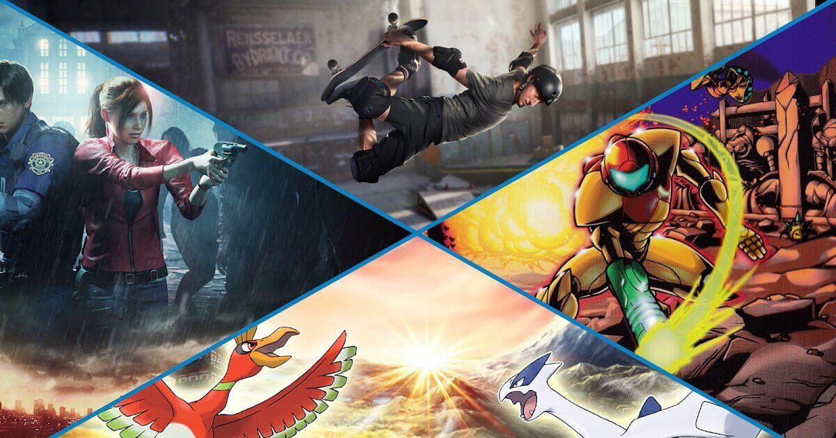 Nostalgia: games antigos ganhando remakes e continuações