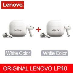 Fone_de Ouvido Lenovo LP40