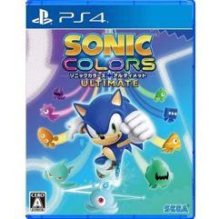 [Pré-Venda]_Sonic Colors Ultimate - PS4