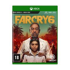 [Pré-Venda]_Far Cry 6 - Xbox One