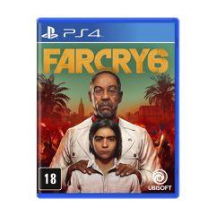 [Pré-Venda]_Far Cry 6 - PS4