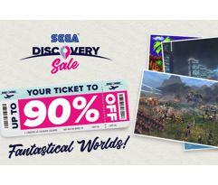 Promoção_SEGA Discovery - Steam