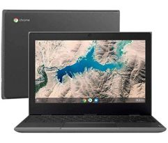 """Chromebook_Lenovo 100E 4GB 32GB Tela 11,6"""""""