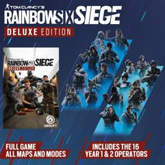 Tom_Clancy's Rainbow Six Siege Deluxe Edition Year 6 - PC