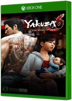 Yakuza_6: The Song of Life - Xbox One
