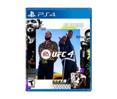 Jogo_UFC 4 - PS4