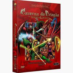 DVDs_Caverna Do Dragão - Edição Especial