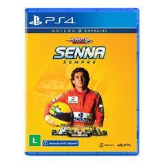 [Pré-Venda]_Horizon Chase Turbo Edição Especial Senna Sempre - PS4