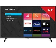 Smart_TV_AOC_Roku_TV_LED_Full_HD_43_Polegadas_S5195