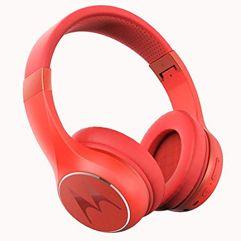 Headphone_Sem Fio Motorola PULSE ESCAPE 220 Alexa Siri Google - SH057RD