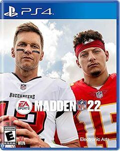 Game_Madden 22 - PS4