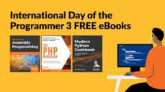 3_eBooks grátis - Dia Internacional do Programador - Fanatical