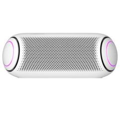 Caixa_de Som Portátil LG XBOOM Go PL5W 20W - Branca