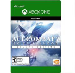 ACE_COMBAT™ 7: SKIES UNKNOWN Edição Deluxe - Xbox One