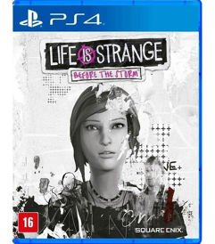 Life_Is Strange Before The Storm - PS4
