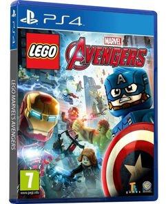 Jogo_LEGO Marvel Avengers - PS4