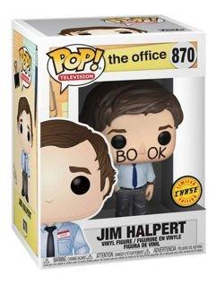 Funko_Pop! The Office - Jim Halpert