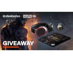 Dead_by Daylight Giveaway - SteelSeries & Alienware