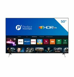"""Smart_TV Philips 50"""" Ultra HD 4K HDR10+ Dolby Vision e Dolby Atmos"""