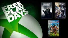 Xbox_Free Play Days (16/09): Hunt: Showdown, Judgment, e Blood Bowl 2