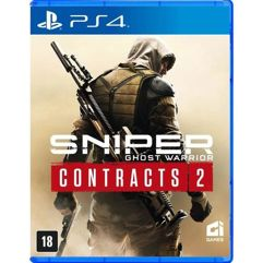Sniper_Ghost Warrior Contracts 2 - PS4