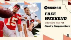 [TESTE]_Madden NFL 22 de graça no fim de semana