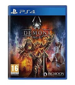 Demons_Age - PS4