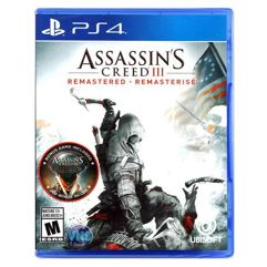Assassin's_Creed 3 Remastered - PS4