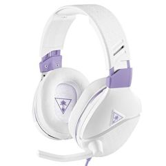 Headset_Gamer Turtle Beach Recon Spark Branco - PC/PS4/PS5/Xbox/Switch/Mobile